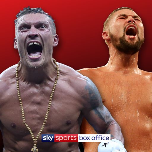 Usyk-Bellew on Box Office
