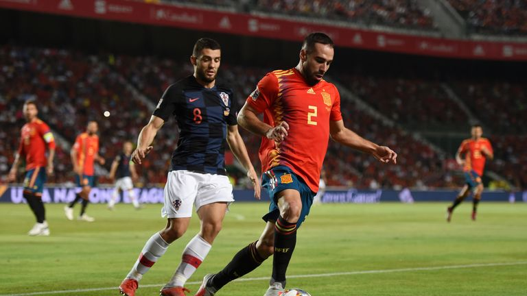 Thursday at the Nations League: Croatia, Spain and Belgium