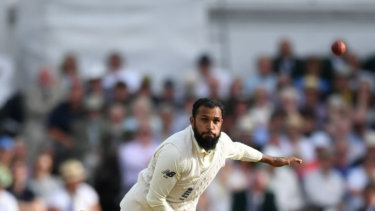Adil Rashid signed a new red-ball contract with Yorkshire a year after signing a two-year white-ball only deal with the county