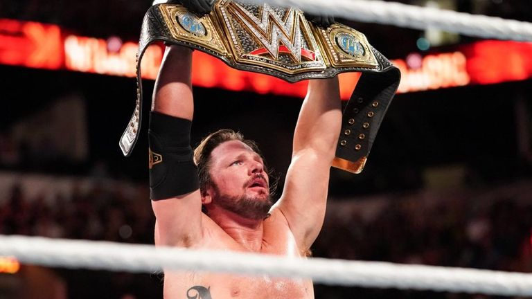AJ Styles is the best WWE has to offer, and could produce some great matches with Mysterio