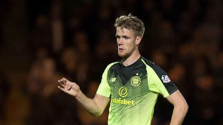 Kristoffer Ajer could be set for a return to the Celtic defence