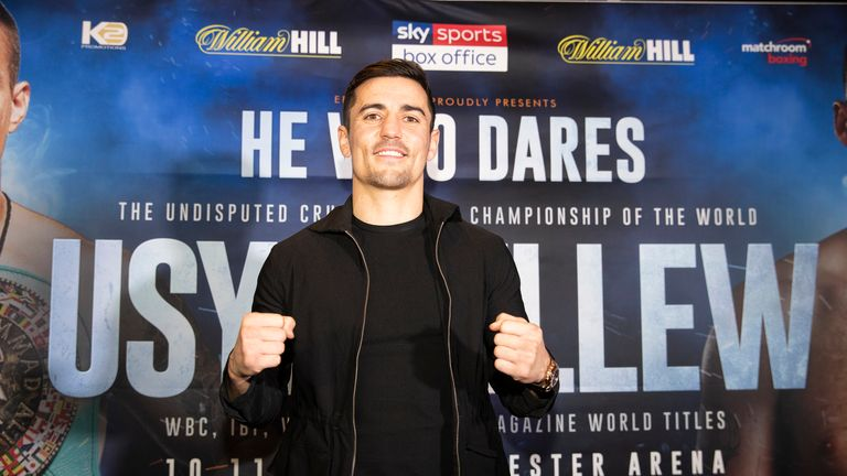 Anthony Crolla can secure another world title shot on Saturday night