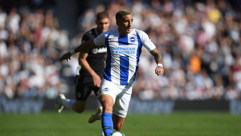 Anthony Knockaert says not many people knew about his situation
