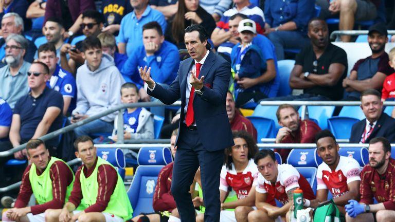 Arsenal boss Unai Emery says Peaky Blinders helps him learn English | Football News |