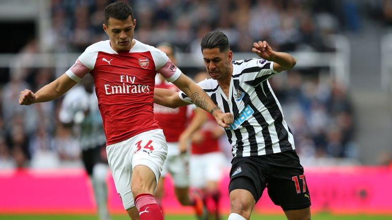 Granit Xhaka may be an unpopular choice, but this is where valuable points could be earned
