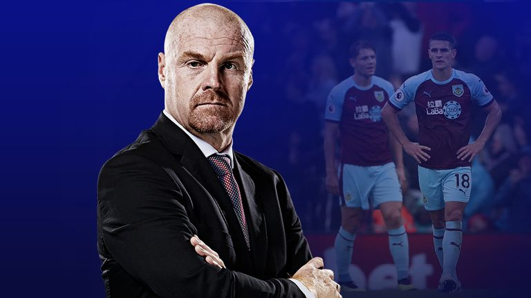 Where has it gone wrong for Burnley this season?