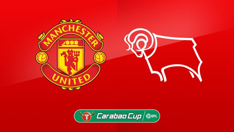 Manchester United vs. Derby County - Football Match Report