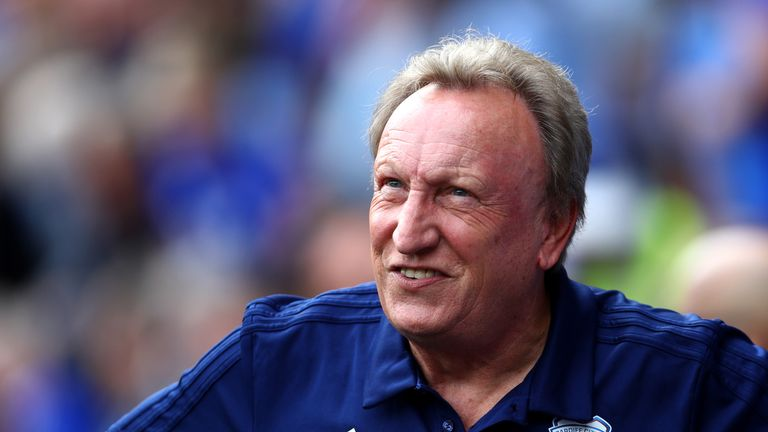 Warnock says they did not make a 'song and dance' about the FA Cup tie last year