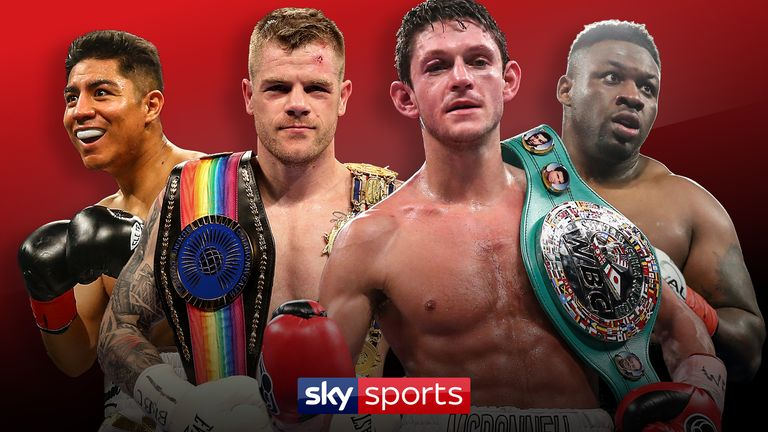 Vargas, Johnson, McDonnell and Miller all live on Sky Sports on October 7