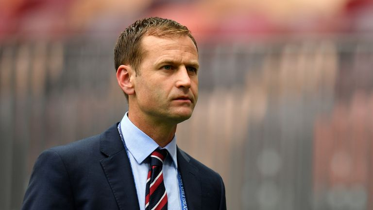 Dan Ashworth will serve a six-month notice period at the FA before beginning his new role at Brighton