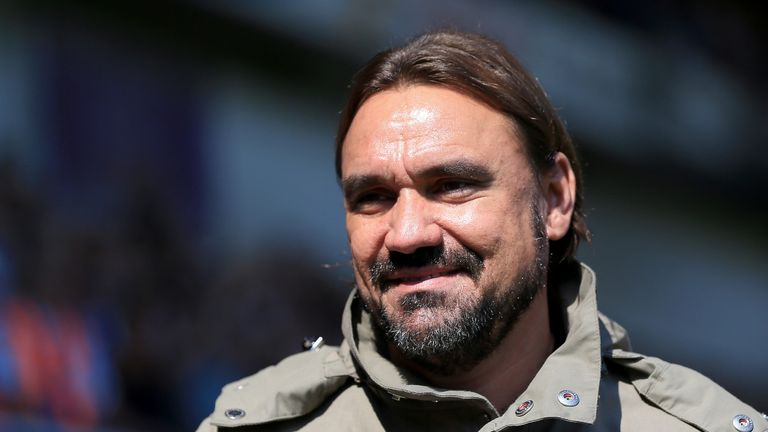 Daniel Farke has impressed Frank Lampard
