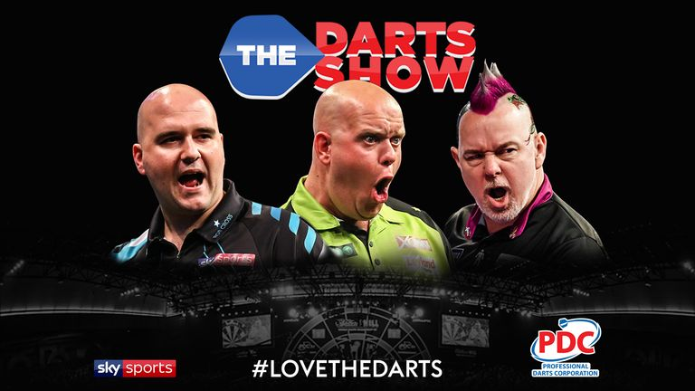 The Darts Show podcast