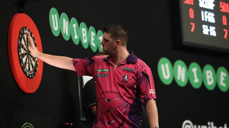 World No 5 Daryl Gurney is the biggest absentee at this year's Grand Slam
