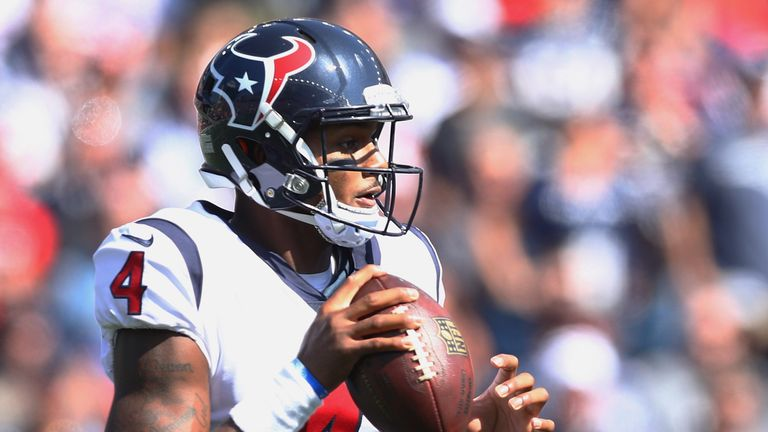 Deshaun Watson has a tremendous game the last time he faced the Patriots
