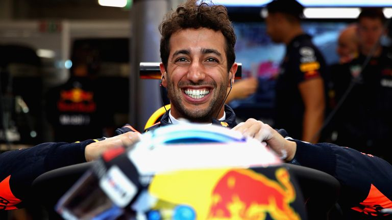 Daniel Ricciardo excited for fresh start at Renault in F1 2019 | F1 News