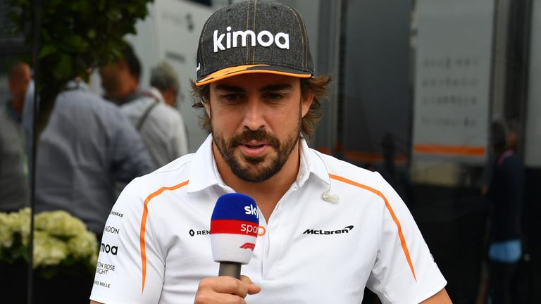 Fernando Alonso's Indy 500 return won't impact McLaren F1 team