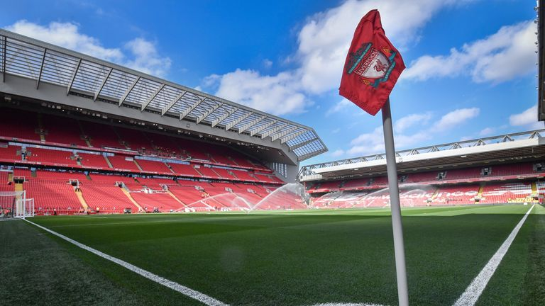 Anfield will host 12 matches on Magic Weekend at the end of May