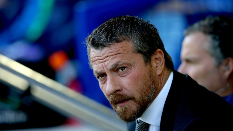 Slavisa Jokanovic's Fulham have not had the start they would have hoped for after spending around £100m in the summer