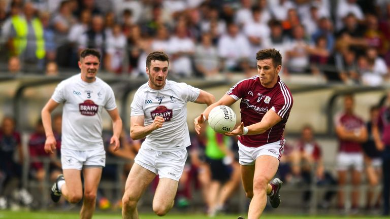 Kildare were unable to make home advantage count against Galway