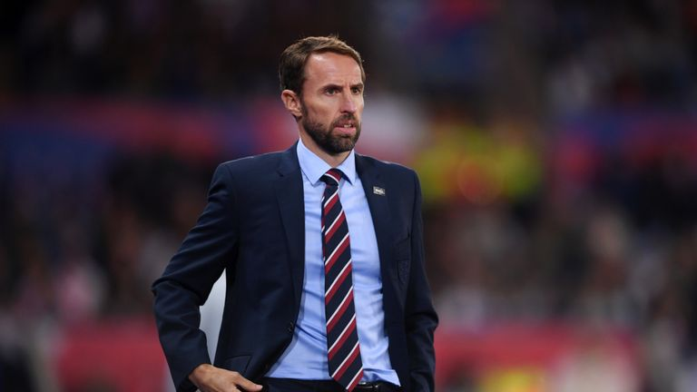 Southgate passed up the chance to watch Liverpool v PSG to watch Derby v Blackburn