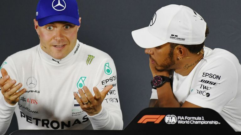 Lewis Hamilton says that having Valtteri Bottas swap positions during the Russian GP was not the way he ever wanted to win a race.