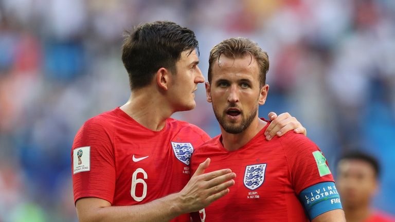 England will be looking to continue their momentum from the World Cup