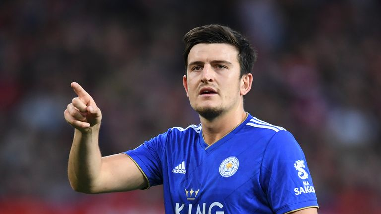 Harry Maguire Has No Buy Out Clause In His New Five Year Leicester Contract