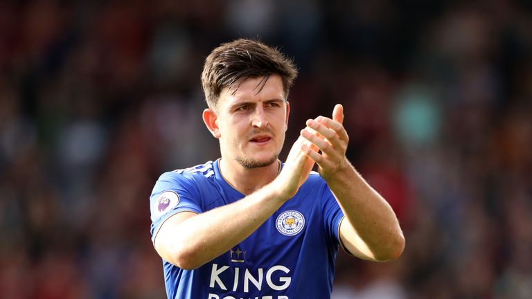 Harry Maguire is set to miss Tuesday's Carabao Cup tie