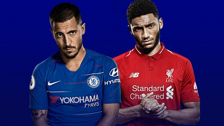 Chelsea playmaker Eden Hazard and Joe Gomez (right) was part of Danny Mills' Team of the Week, but who else made his line-up?