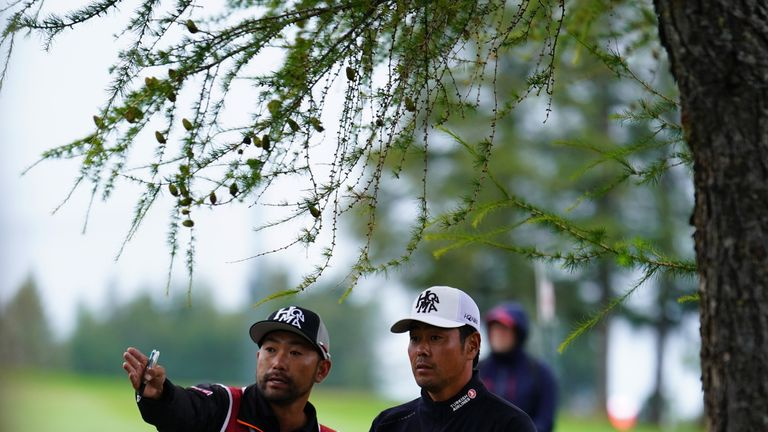 Tanihara produced the lowest round of the afternoon starters