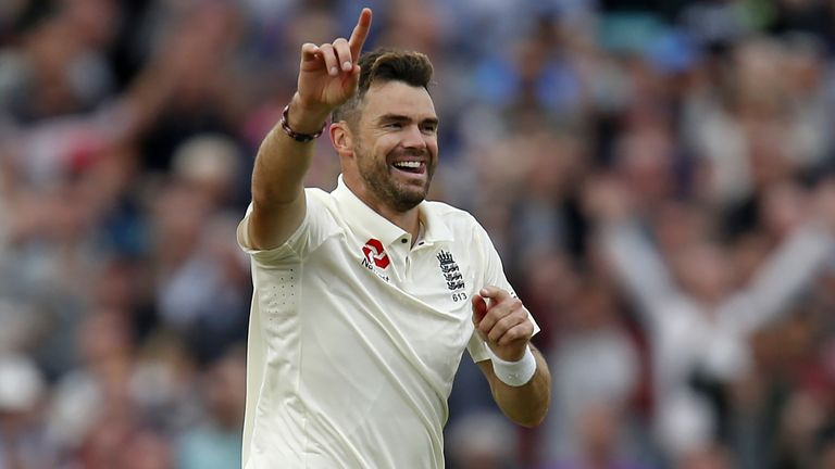 James Anderson will lead a formidable England bowling attack in home conditions during the Ashes