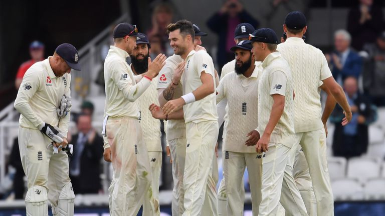 England won the key battles against India to claim a 4-1 series victory