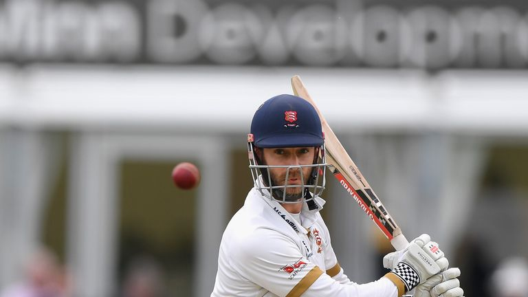 James Foster took 839 first-class dismissals for Essex