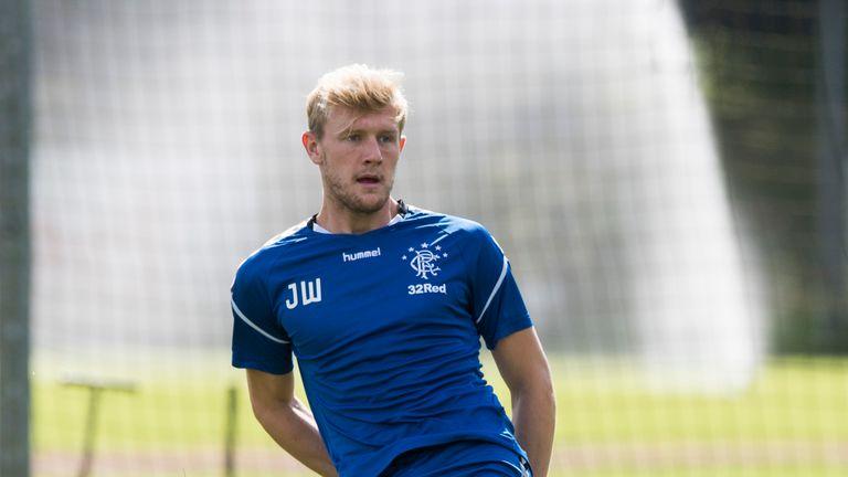 Rangers also signed Joe Worrall on deadline day