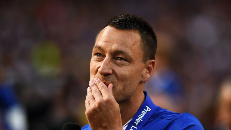 John Terry made 717 appearances for Chelsea