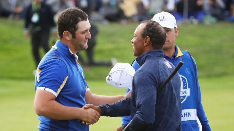 Francesco Molinari: 'It doesn't mean anything if you don't win the Cup'