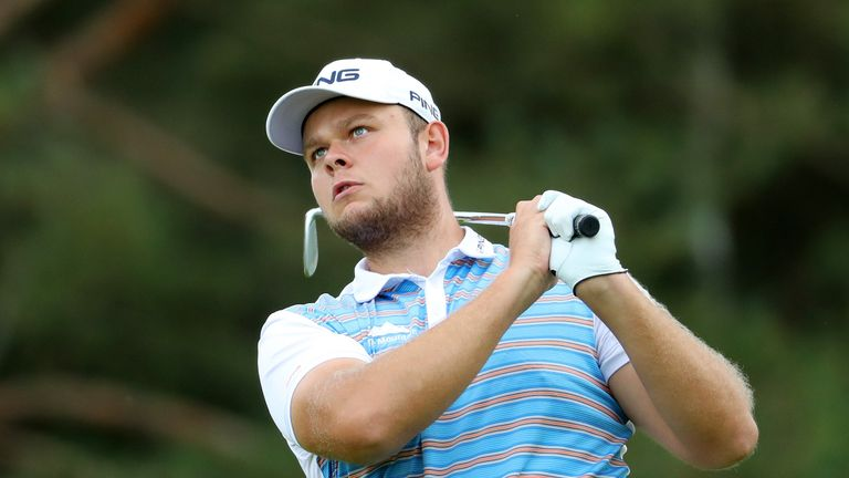 Thomson is 216th on the Race to Dubai standings