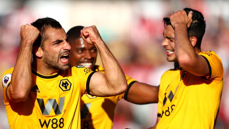 Merson has been impressed with Wolves so far this season