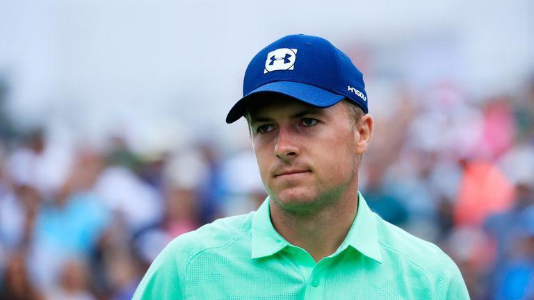 Jordan Spieth Facing Fine For Breach Of Pga Tour Regulations Golf