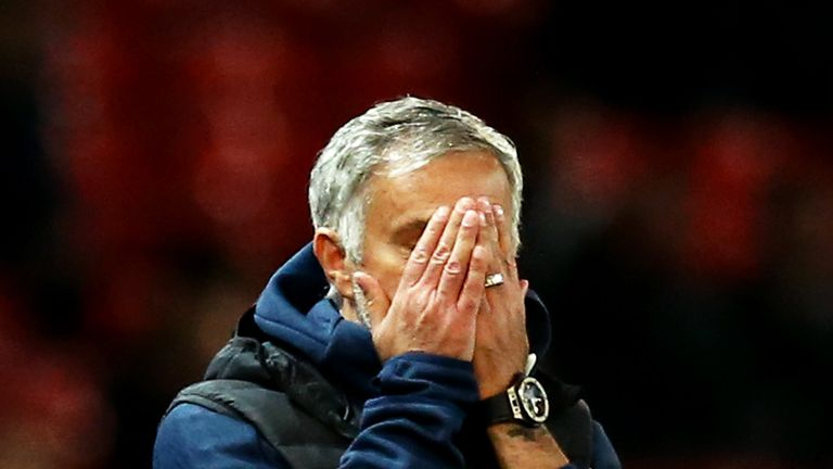 Jose Mourinho has had a difficult week at Old Trafford, but is not the only one to blame, says Liam Rosenior