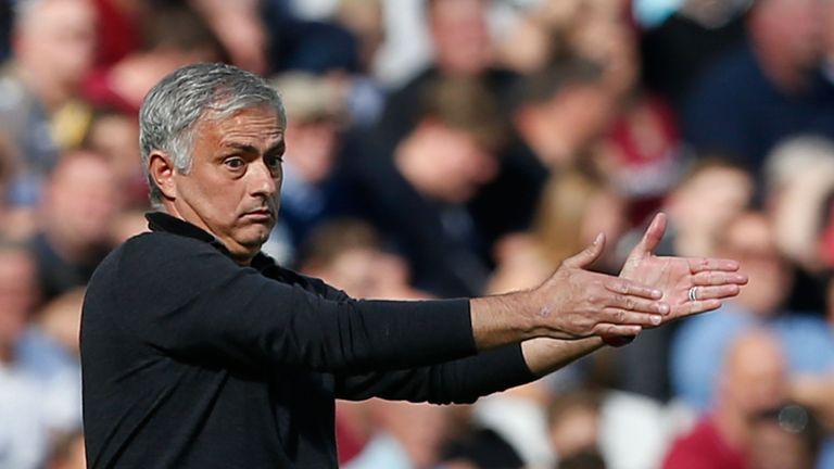 Mourinho has overseen United's worst start in 29 years