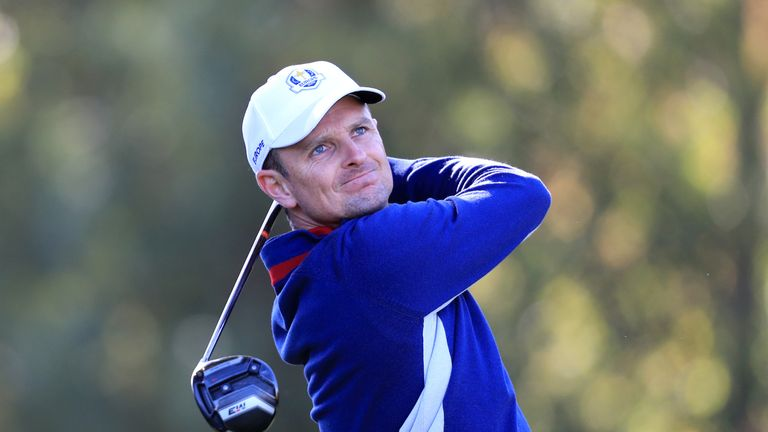 Thousands attend Ryder Cup tee-off