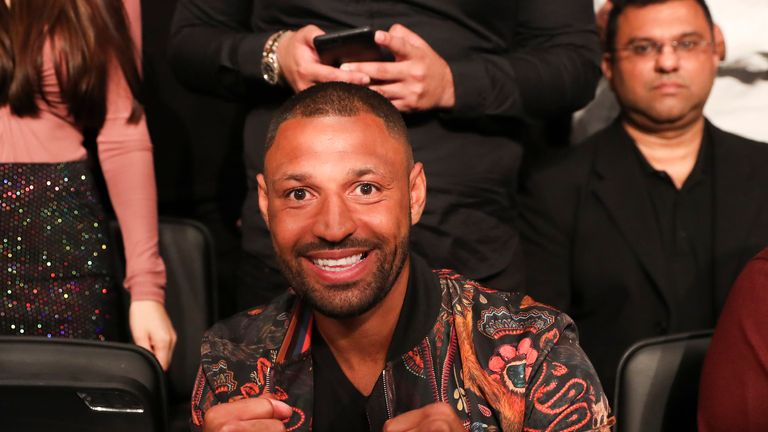 Kell Brook is back in action on Sky Sports on December 8