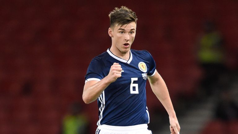 Kieran Tierney is the latest to pull out of the squad