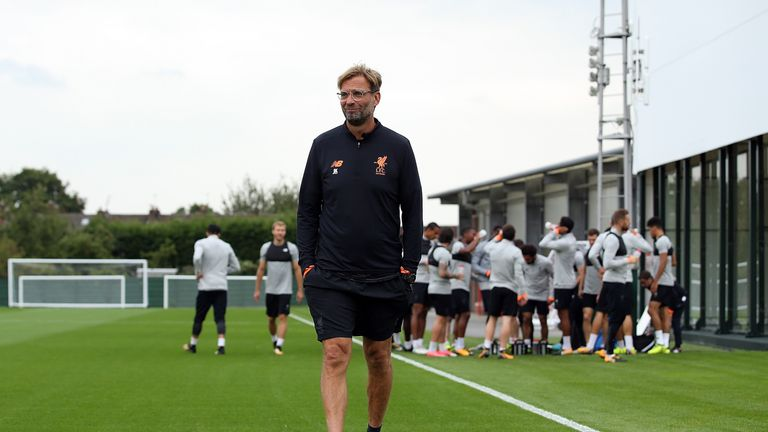 Jurgen Klopp's first team will no longer be based at Melwood from the summer of 2020