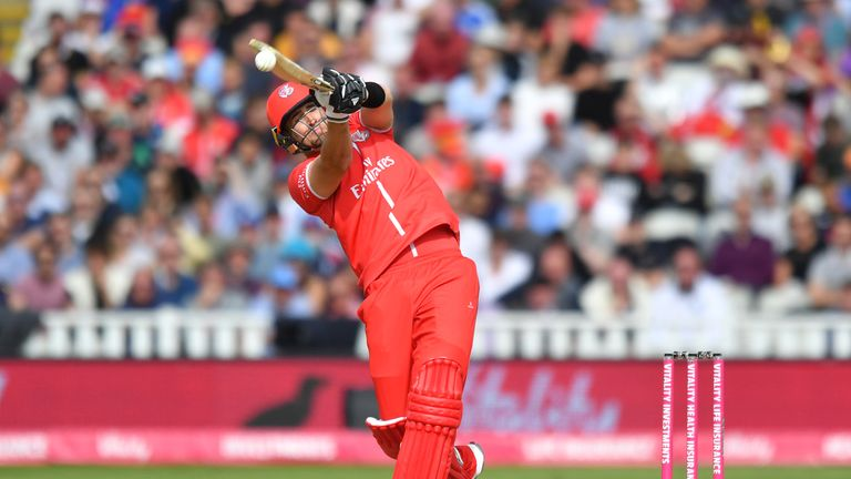 Lancashire's Liam Livingstone will have a chance to impress the England selectors in his debut IPL stint
