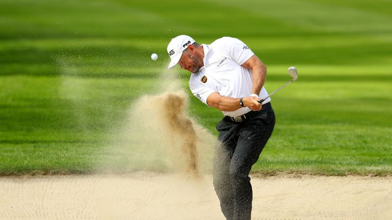 Lee Westwood carded a three-under 69 on Sunday