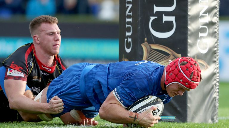 The defending champions proved to be far too strong for Dragons at the RDS Arena