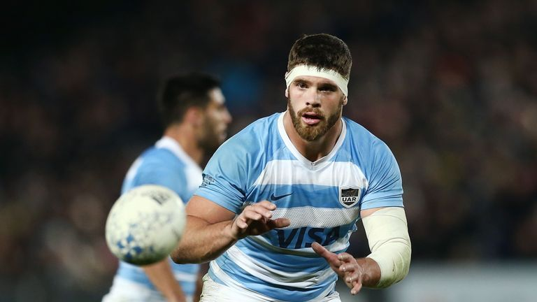 Marcos Kremer has been excellent within the Argentina backrow