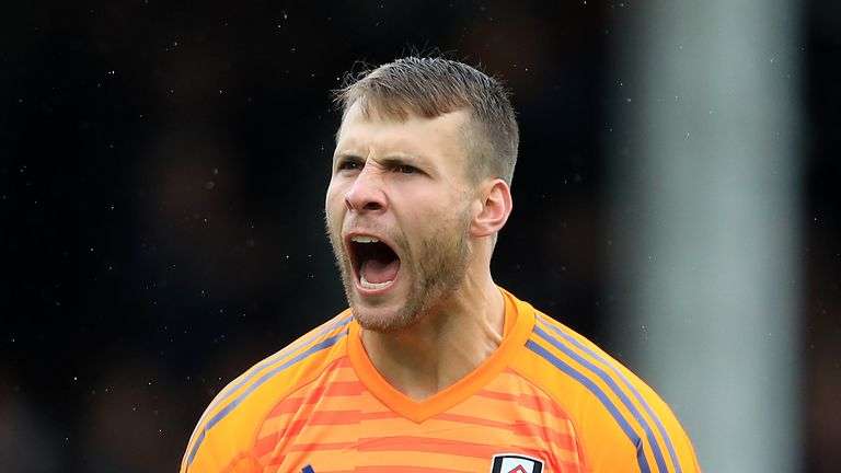 Marcus Bettinelli was a key figure as Fulham earned promotion to the Premier League last season